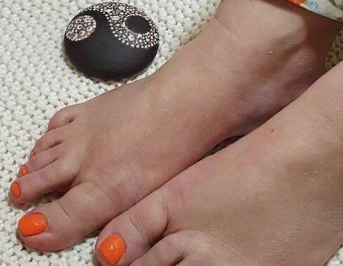 Lábápolási szolgáltatások problémás lábakra - Narancs